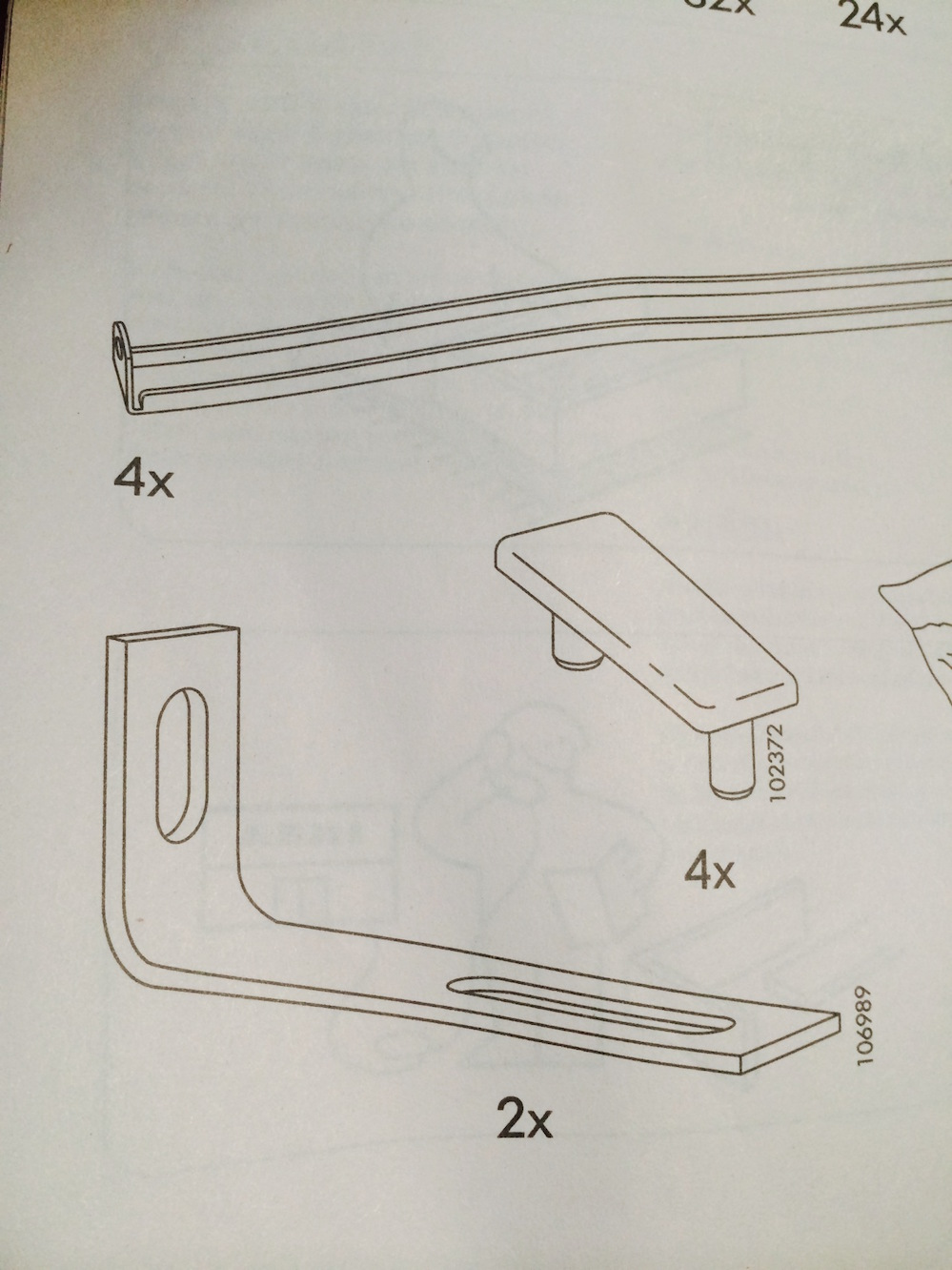 MALM IKEA instruction