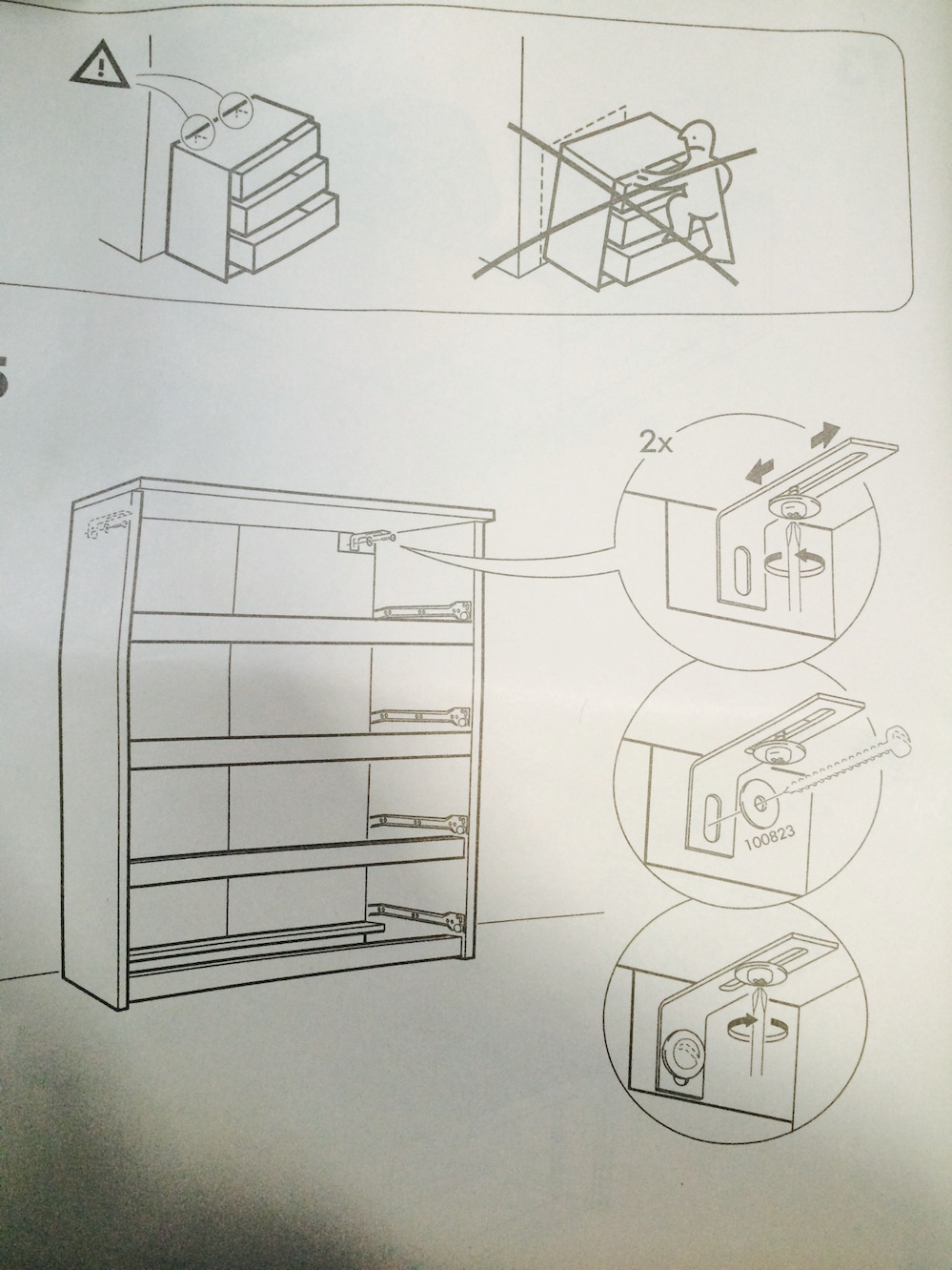 MALM install assembly instruction